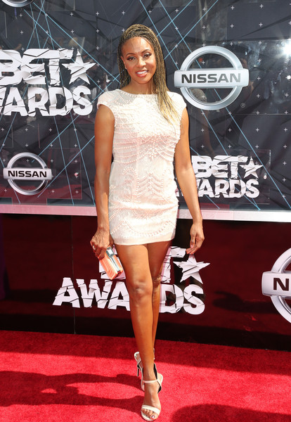 Crazy Cool Groovy Red Carpet 2015 Bet Awards