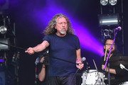 Musician Robert Plant & The Sensational Space Shifters perform onstage at Which Stage during Day 4 of the 2015 Bonnaroo Music And Arts Festival on June 14, 2015 in Manchester, Tennessee.