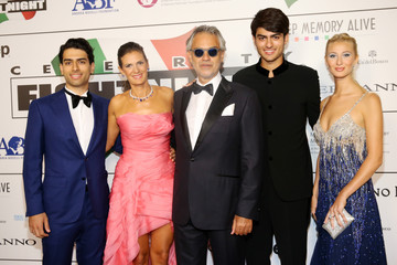Amos Bocelli 2015 Celebrity Fight Night Italy
