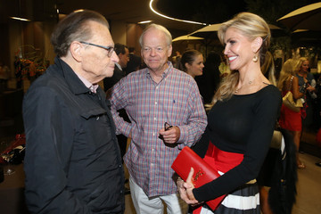 Larry King 2015 Celebrity Fight Night Italy