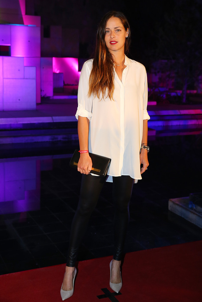 Ana Ivanovic in 2015 China Open Player Party - Zimbio
