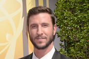 Actor Pablo Schreiber attends the 2015 Creative Arts Emmy Awards at Microsoft Theater on September 12, 2015 in Los Angeles, California.