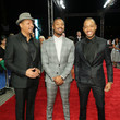 Terrence Howard and Terrence J