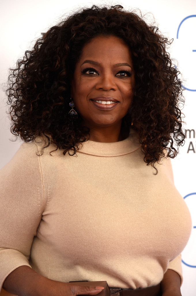 Oprah winfrey hilariously recalls a joke gayle king once made about her cleavage