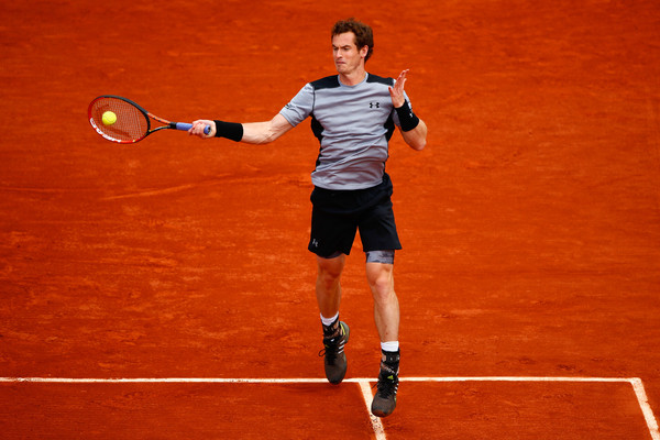 World No.1 Andy Murray wins unconvincing match with Gilles Muller in Monte Carlo