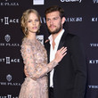 Alex Pettyfer and Marloes Horst