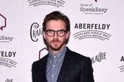 Actor Dan Stevens attends 2015 House Of SpeakEasy Gala at City Winery on January 28, 2015 in New York City.