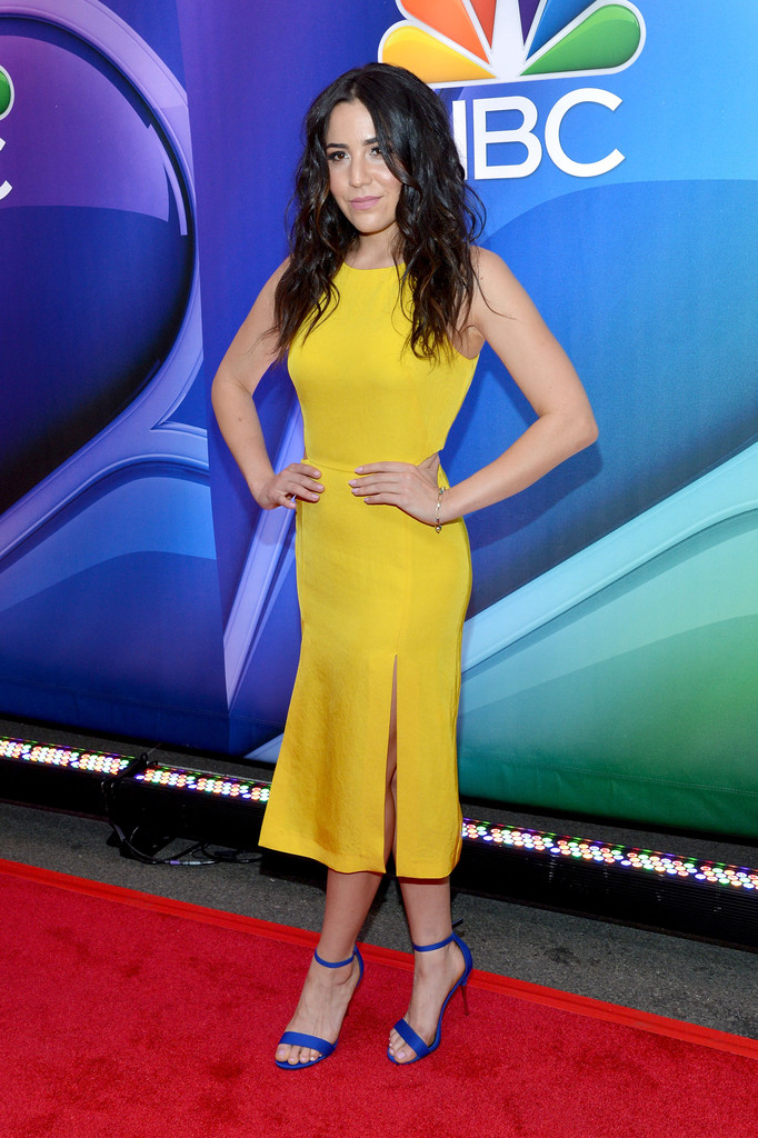 Audrey Esparza Photos Photos The 2015 Nbc Upfront
