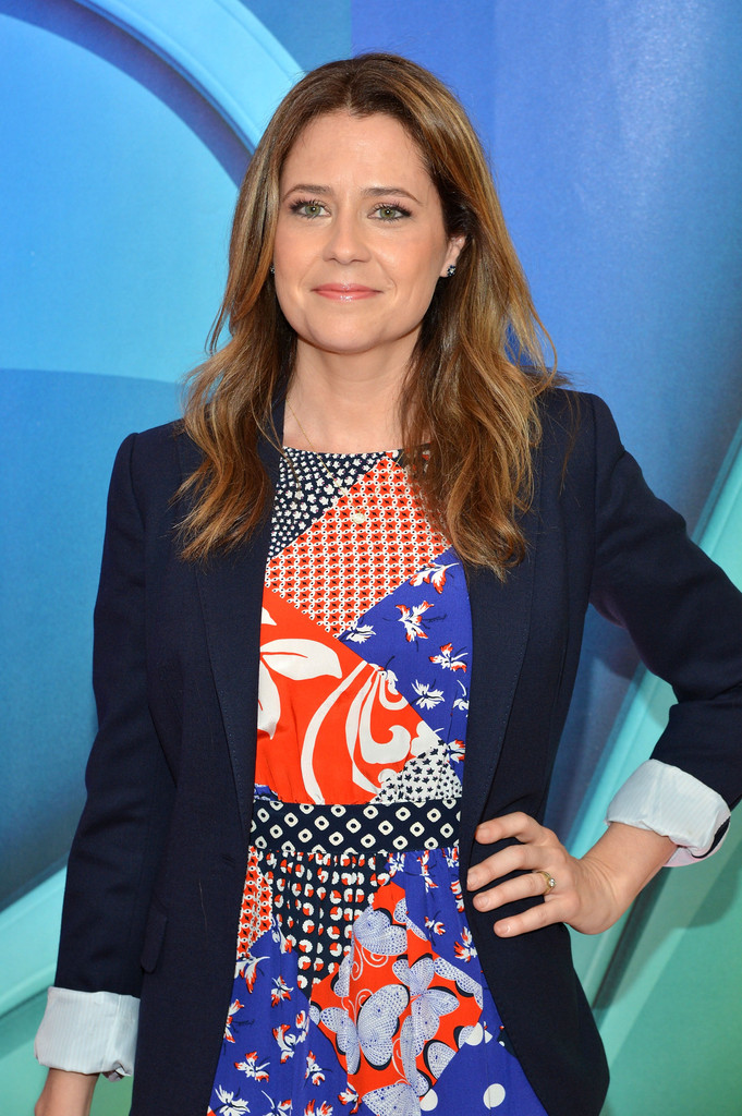 Jenna Fischer Photos Photos The 2015 Nbc Upfront