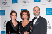 Sophia Loren and Edoardo Ponti Photos Photo