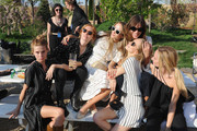 Harley Viera-Newton and Poppy Delevingne Photos Photo