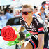 Marcel Kittel Photos - German cyclist Marcel Kittel of Team Giant-Alpecin receives gifts from fans on prior to the start of stage 3 of the 2015 Santos Tour Down Under on January 22, 2015 in Adelaide, Australia. - 2015 Santos Tour Down Under