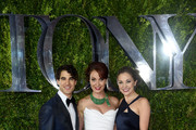 Laura Osnes and Darren Criss Photos Photo