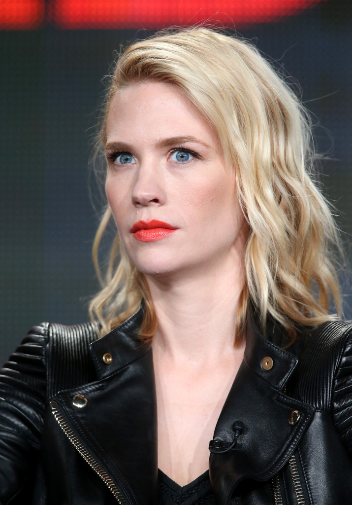 January Jones Photos Photos 2015 Winter Tca Tour Day 4