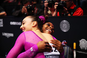 Simone Biles and Margaret Nichols Photos Photo