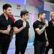 Peter Wentz and Andy Hurley Photos