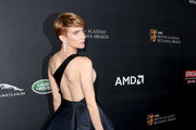 Actress Victoria Summer attends the 2016 AMD British Academy Britannia Awards presented by Jaguar Land Rover and American Airlines at The Beverly Hilton Hotel on October 28, 2016 in Beverly Hills, California.
