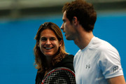 Amelie Mauresmo Andy Murray Photos Photo
