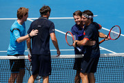 Pat Cash and Goran Ivanisevic Photos Photo
