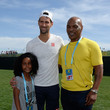 Novak Djokovic and Mike Tyson Photos
