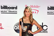 TV personality Renee Bargh attends the 2016 Billboard Music Awards at T-Mobile Arena on May 22, 2016 in Las Vegas, Nevada.