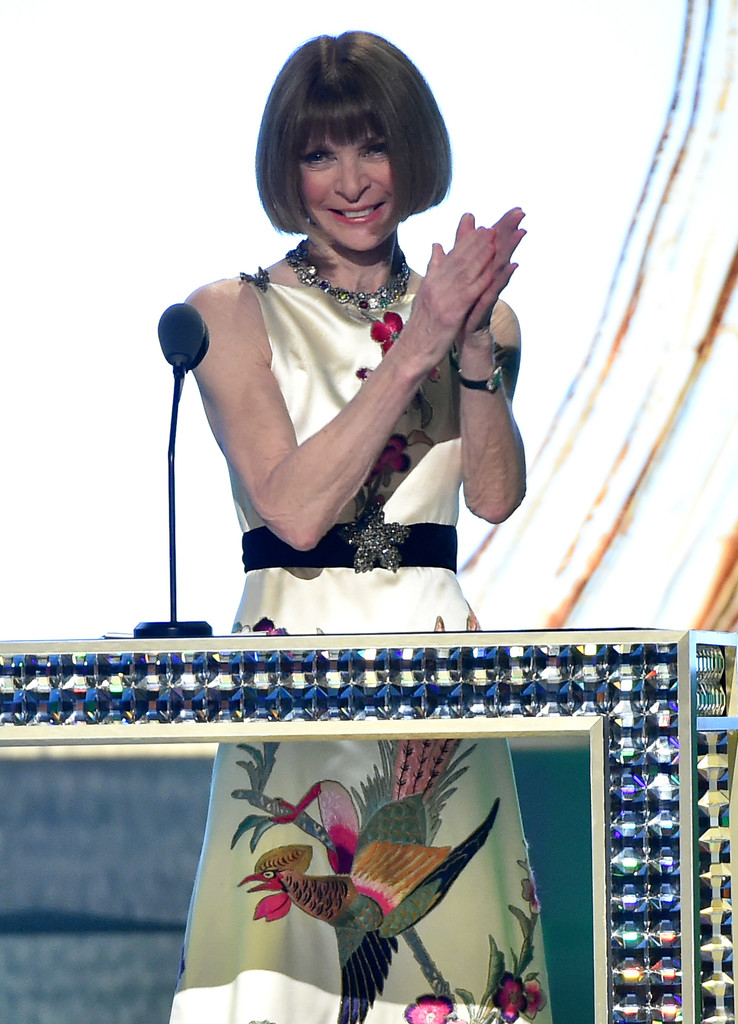 Anna Wintour Photos Photos