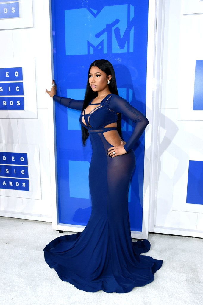 Nicki Minaj Photos Photos 2016 Mtv Video Music Awards