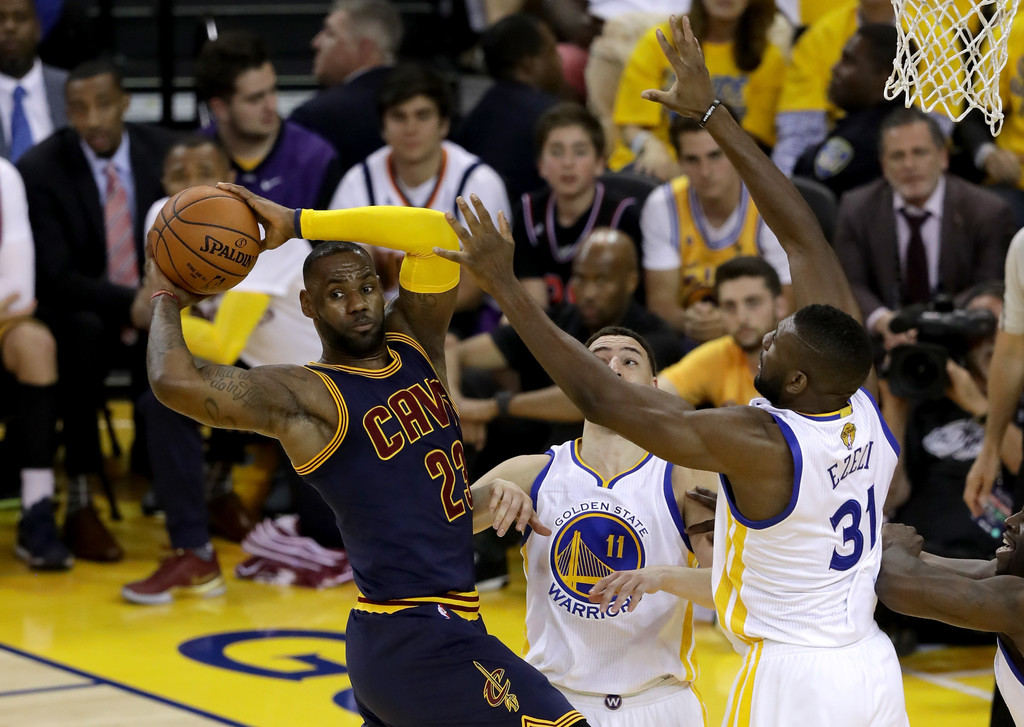 NBA Finals 2016: Cavaliers vs. Warriors TV Schedule and ...