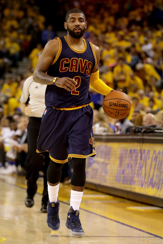 Kyrie Irving Photos - 2016 NBA Finals - Game Two - 1039 of 2136 - Zimbio