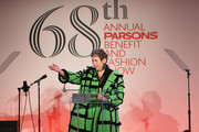 Beth Rudin DeWoody speaks onstage during the 2016 Parsons Benefit at Chelsea Piers on May 23, 2016 in New York City.