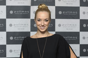 Sabine Lisicki of the USA poses for a photo at the Players Party during day one of the 2016 Sydney International at Sydney Olympic Park Tennis Centre on January 10, 2016 in Sydney, Australia.