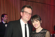 John Green and Sarah Green attend 2016 Time 100 Gala, Time's Most Influential People In The World - Cocktails at Jazz At Lincoln Center at the Times Warner Center on April 26, 2016 in New York City.