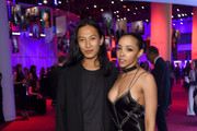 Alexander Wang and FKA Twigs Photos Photo