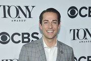 Actor Zachary Levi attends the 2016 Tony Awards Meet The Nominees Press Reception on May 4, 2016 in New York City.