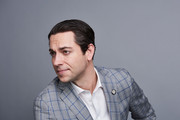 Actor Zachary Levi poses for a portrait at the 2016 Tony Awards Meet The Nominees Press Reception on May 4, 2016 in New York City.