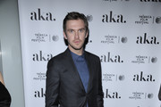 """Dan Stevens attends the 2016 Tribeca Film Festival after party for """"The Ticket"""" sponsored by AKA Hotel Residences at Hotel Americano on April 16, 2016 in New York City."""