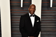 Director John Singleton attends the 2016 Vanity Fair Oscar Party Hosted By Graydon Carter at the Wallis Annenberg Center for the Performing Arts on February 28, 2016 in Beverly Hills, California.