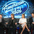 """Harry Connick, Jr. Keith Urban Photos - (L-R) Host Ryan Seacrest, Judge Keith Urban, Judge Jennifer Lopez and Judge Harry Connick, Jr. speak onstage during the """"American Idol"""" panel discussion at the FOX portion of the 2015 Winter TCA Tour at the Langham Huntington Hotel on January 15, 2016 in Pasadena, California - 2016 Winter TCA Tour - Day 11"""
