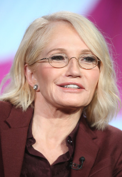 ellen barkin in 2016 winter tca tour   day 3   zimbio