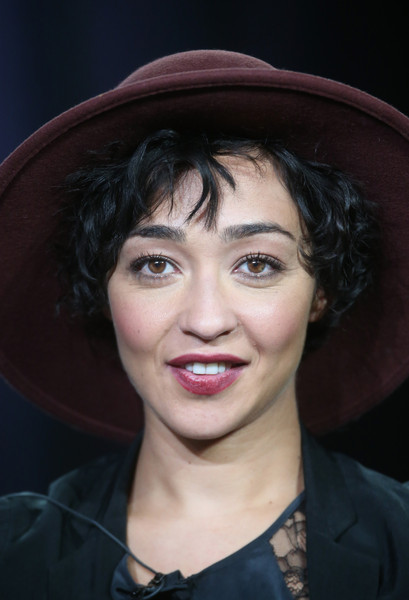Ruth Negga Was Lainey S Best Dressed At The 2017 Oscars: Ruth Negga In 2016 Winter TCA Tour