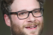 Executive producer Seth Rogen speaks onstage during the Preacher panel as part of the AMC Networks portion of This is Cable 2016 Television Critics Association Winter Tour at Langham Hotel on January 8, 2016 in Pasadena, California.