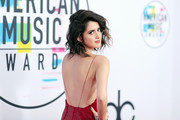 Laura Marano attends the 2017 American Music Awards at Microsoft Theater on November 19, 2017 in Los Angeles, California.