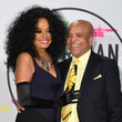 Diana Ross and Berry Gordy Jr. Photos