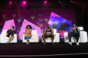 (L-R)  Lynn Whitfield, Yara Shahidi, John Singleton and Spike Lee speak onstage at the 2017 ESSENCE Festival presented by Coca-Cola at Ernest N. Morial Convention Center on July 1, 2017 in New Orleans, Louisiana.