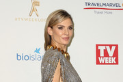 Danielle Cormack arrives at the 59th Annual Logie Awards at Crown Palladium on April 23, 2017 in Melbourne, Australia.