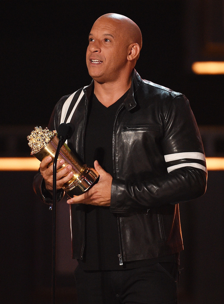 Vin Diesel - Vin Diesel Photos - 2017 MTV Movie And TV ...