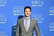 Matt Lanter attends the 2017 NBCUniversal Upfront at Radio City Music Hall on May 15, 2017 in New York City.