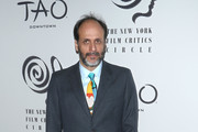 Director Luca Guadagnino attends the 2017 New York Film Critics Awards at TAO Downtown on January 3, 2018 in New York City.