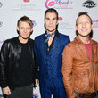 Perry Farrell and Stephen Perkins Photos