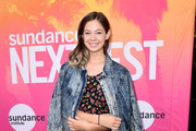 Actor Analeigh Tipton attends 2017 Sundance NEXT FEST at The Theater at The Ace Hotel on August 13, 2017 in Los Angeles, California.